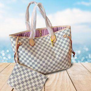 Women's Shoulder Bags Luxury Totes Handbags Leathe
